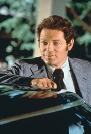 Actor James MacArthur is shown in character as Detective Danny Williams in the TV show Hawaii Five-O in this 1969 file photo. MacArthur, the son of actress Helen Hayes and playwright Charles MacArthur, died Thursday.  He was 72.