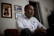 Thomas J. Woods, 78, sits Wednesday in his home in Fayetteville, Ga. The stories of Woods and other black veterans who served among the military's first desegregated units during the Korean War offer an iconic history lesson amid the debate over whether gays should be allowed to serve openly in uniform.