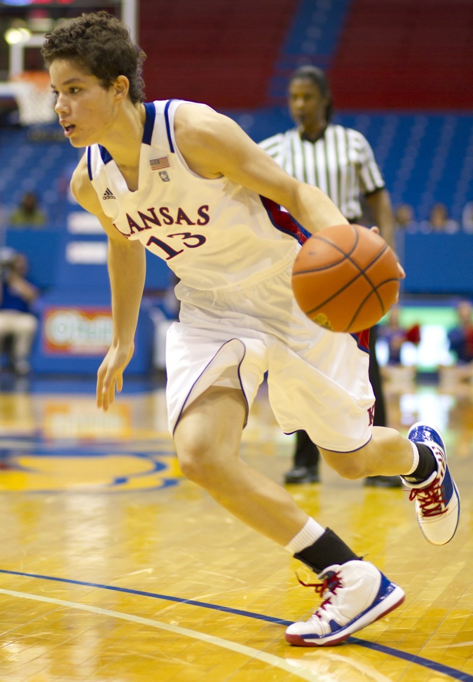 KU women's basketball vs. Fort Hays State | KUsports.com