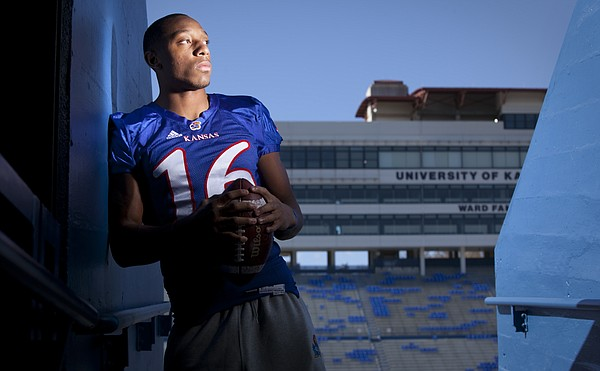 As a four-year starter for the Jayhawks, senior cornerback Chris Harris has seen the highs and lows of the football program. His freshman year culminated in an Orange Bowl victory. In his senior year, the team is 2-6 going into today's home game against Colorado.