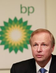 BP PLC Chief Executive Bob Dudley