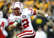 Nebraska running back Rex Burkhead carries against Colorado in this file photo from Nov. 27, 2009.