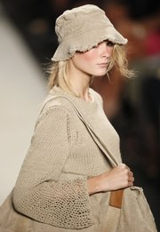 The Michael Kors spring 2011 collection is modeled Sept. 15, 2010, during Fashion Week in New York.
