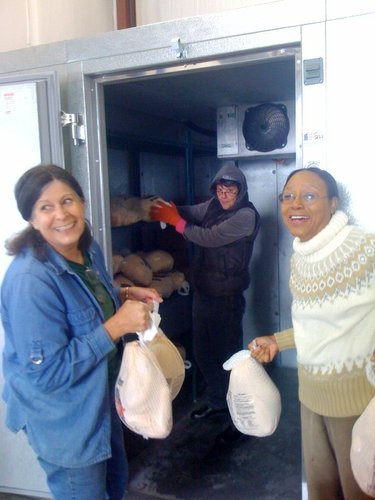 Hundreds of our neighbors sought holiday food assistance.
