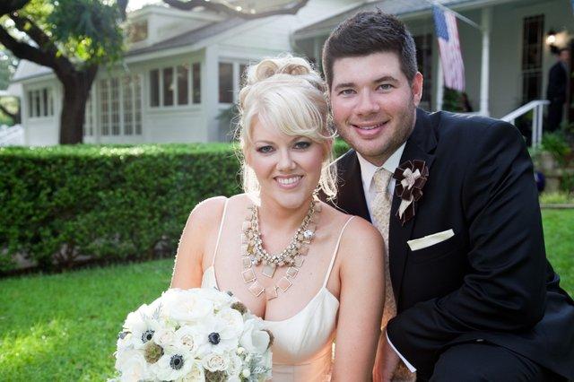 Kristina Wilson And Brad Luebe
