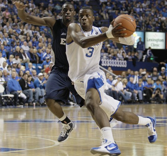 Kentucky's Terrence Jones.