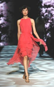 Badgley Mischka spring 2011 dress.