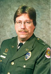 Tom Stolz, a deputy chief in Wichita
