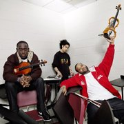Black Violin is Wil B and Kev Marcus, who have collaborated since they attended Dillard High School of Performing Arts in Fort Lauderdale, Fla.
