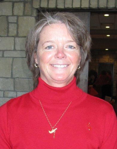 Michelle Derusseau has put her heart into fighting cardiovascular disease.