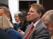 Gov. Sam Brownback's budget director Steve Anderson