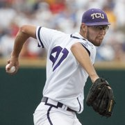 Matt Purke, who went 16-0 last season, is back for TCU and expected to start Friday's opener against the Jayhawks.