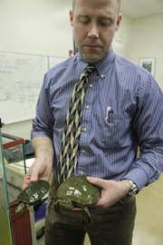 Chris Bryan teaches science at Bishop Seabury Academy.