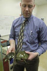 Chris Bryan teaches science at Bishop Seabury Academy.