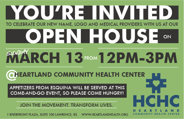 Hchc open house invitation heartland community health center none stopboris Gallery