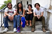 Cowboy Indian Bear will play the Midcoast Takeover showcase on March 18 at the Liberty Bar.