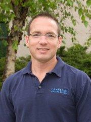 Gary Lewis, principal of Lawrence Virtual School.