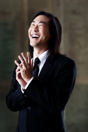 Los Angeles pianist Alpin Hong will perform at 7:30 p.m. April 8 at the Lied Center on KU's west campus.