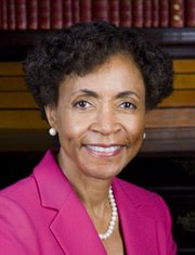 Kansas University Chancellor Bernadette Gray-Little.