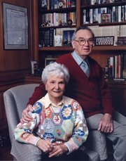 Charles and Mary Jane Spahr