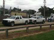 About 5,000 customers lost power around 6 a.m. Sunday morning. Westar crews restored power to most customers around 7:45 a.m. Crews at the power station near Sixth and Kentucky streets were working to repair the issue around 8 a.m. Sunday.
