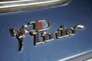 The Pinto logo on Kenny Eaton's car.