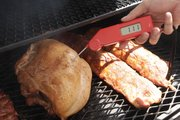 A good instant-read thermometer is a great bet for the dad who likes to grill.