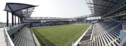 The New Livestrong Sporting Park is home to Major League Soccer's Sporting KC, which will take on the Chicago Fire in the team's home season opener on Thursday in Kansas City, Kan. It will be the first game played in the $200 million stadium.