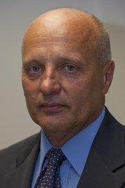 Lawrence schools Superintendent Rick Doll