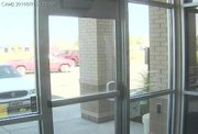 This photo shows the truck used by the suspect in the July 15, 2011, robbery at Great Southern Bank in Ottawa. The truck was described as a 1970s or 1980s red Toyota or Nissan pick-up truck, with rust on the passenger side bed.