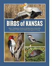 "University Press of Kansas recently published ""Birds of Kansas,"" detailing the 437 species of birds documented in the state."