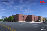 The redesigned Dillons on Massachusetts Street, just north of 19th Street, will be located right along the street. City leaders say it will be a significant change in the way that part of the street feels.