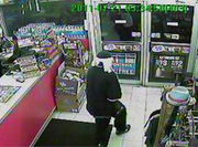 The Lawrence Police Department needs your help locating this man in connection with an armed robbery of Kwik Shop, 845 Miss., early Thursday morning. Call Crimestoppers at 843-TIPS with any information.