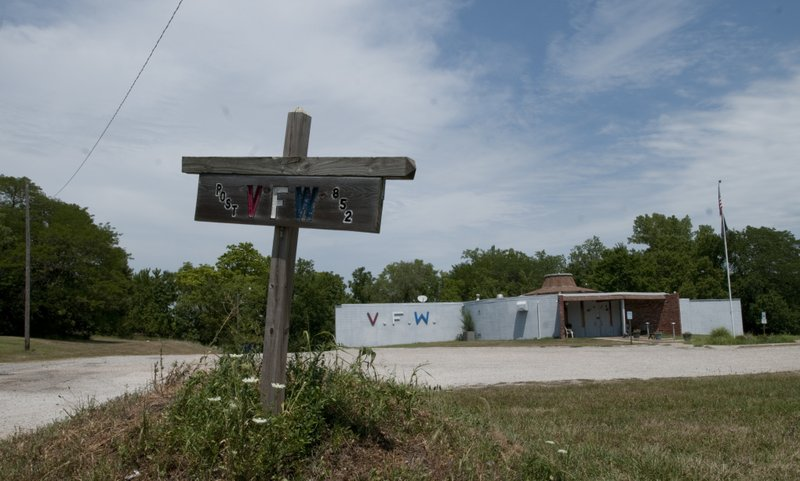 Bert Nash Community Mental Health Center is buying Alford-Clarke VFW Post 852&#39;s 13-acre property and building at 138 Ala. for $825,000.
