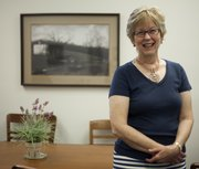 Alicia Clair is KU's music therapy program director.