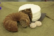 From left wild rice nutcake by Hannah Tuley, Carrot cake by Garrett Hart and pumpkin carrot cookies by Tabatha Peters.