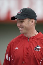Northern Illinois coach Dave Doeren served as Kansas University co-defensive coordinator in 2005.