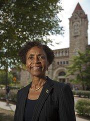 Kansas University Chancellor Bernadette Gray-Little