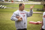 Tonganoxie football coach Mark Elston has resigned in the wake of an incident with a player Monday night.