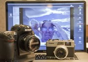 Digital rot, the inevitable loss of value in digital cameras, makes it confusing to know when to jump in and purchase a new camera. Old film cameras hold their value better but don't have the conveniences of digital technology. The best advice is to buy a quality camera that fits your needs today. Although it will quickly lose value, it can still fit your needs in the future.
