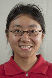 Meixi Wang, 2012 National Merit Semifinalist from Free State High School.