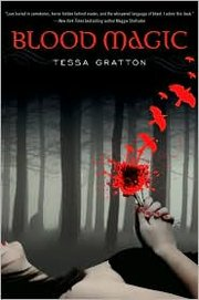 """Blood Magic"" is the debut young adult novel by Tessa Gratton, a KU graduate."