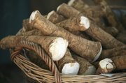Horseradish is an herb with a distinct aroma and flavor. Horseradish is often described as being hot, but the flavor is much different than that of hot peppers or chilies.