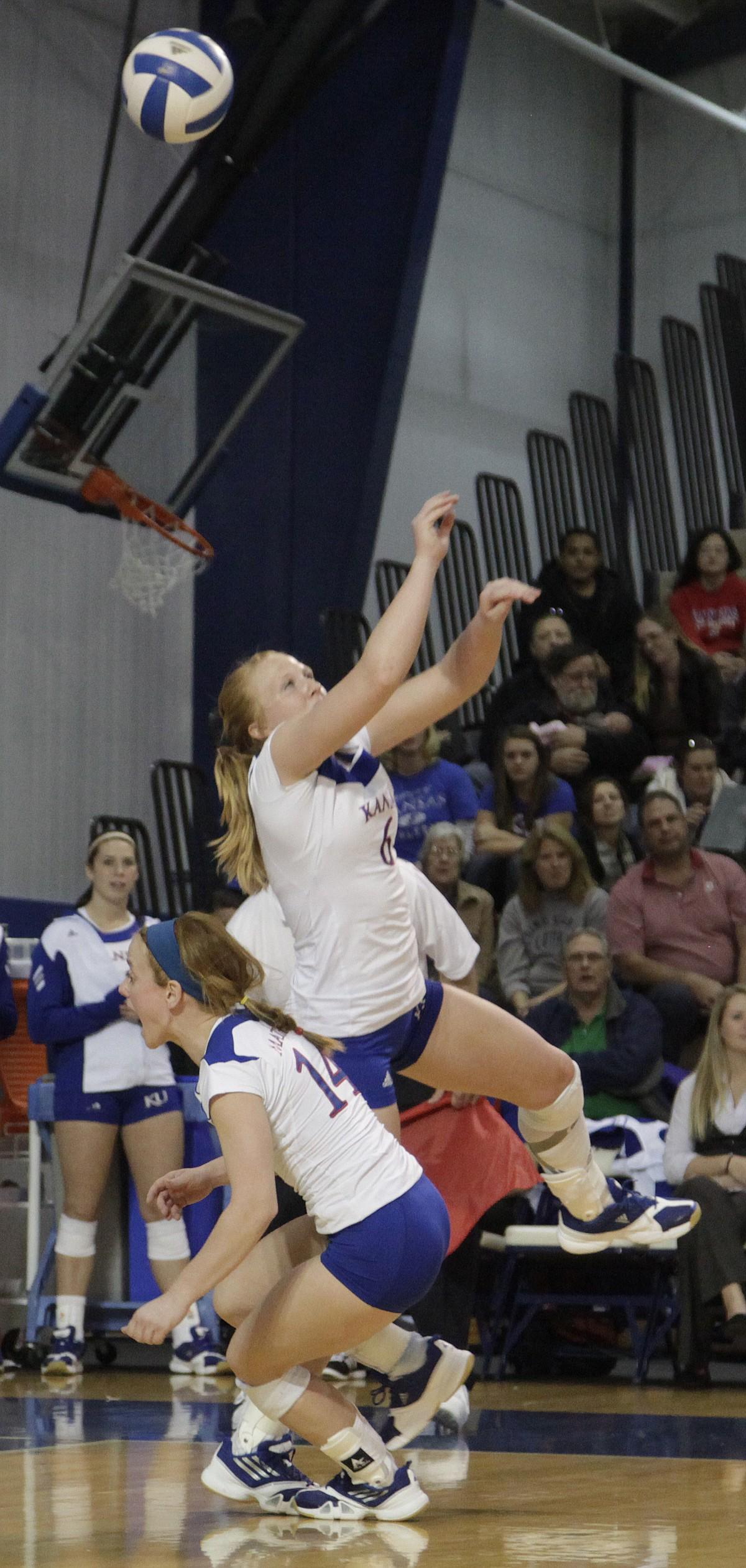 Loss Of Use Coverage >> KU volleyball vs. Oklahoma | KUsports.com