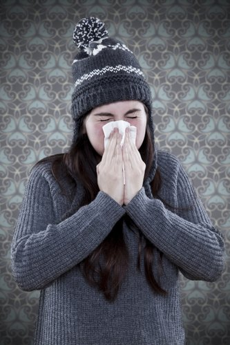 Simple tips for fighting off the dreaded common cold include: saying