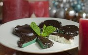 Megan Stuke's Peppermint Patties.