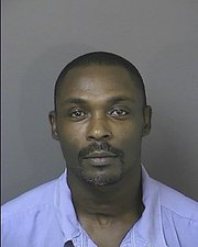 Kansas Department of Corrections mug shot of Tyrone Walker, who pleaded no contest to the 1989 strangling murder of Tamara Baker in Lawrence.  Walker is eligible for parole in February.