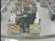 Ottawa police released this photo of two suspects who robbed a Dollar General store in Ottawa about 8:40 p.m. Dec. 6, 2010.