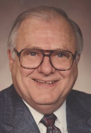 Dick Wintermote, former KU Alumni Association executive director.