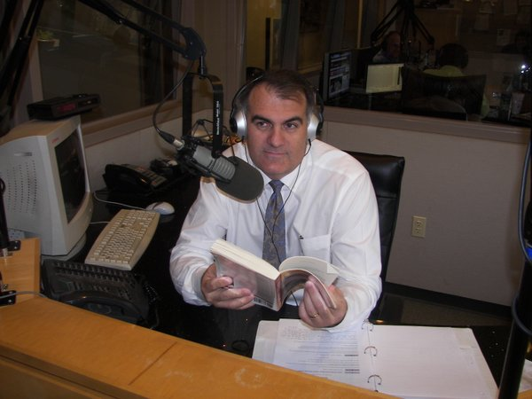 "Dr. Kipp Van Camp, an inventional radiologist in Topeka, airs his thoughts on health care through a radio talk show called ""Doctor's Orders."" Van Camp recently wrote a book ""Misdiagnosis: A Practicing Physician's Case Study in Health Care Reform."""